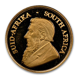 2005 South Africa 1/10 oz Proof Gold Krugerrand