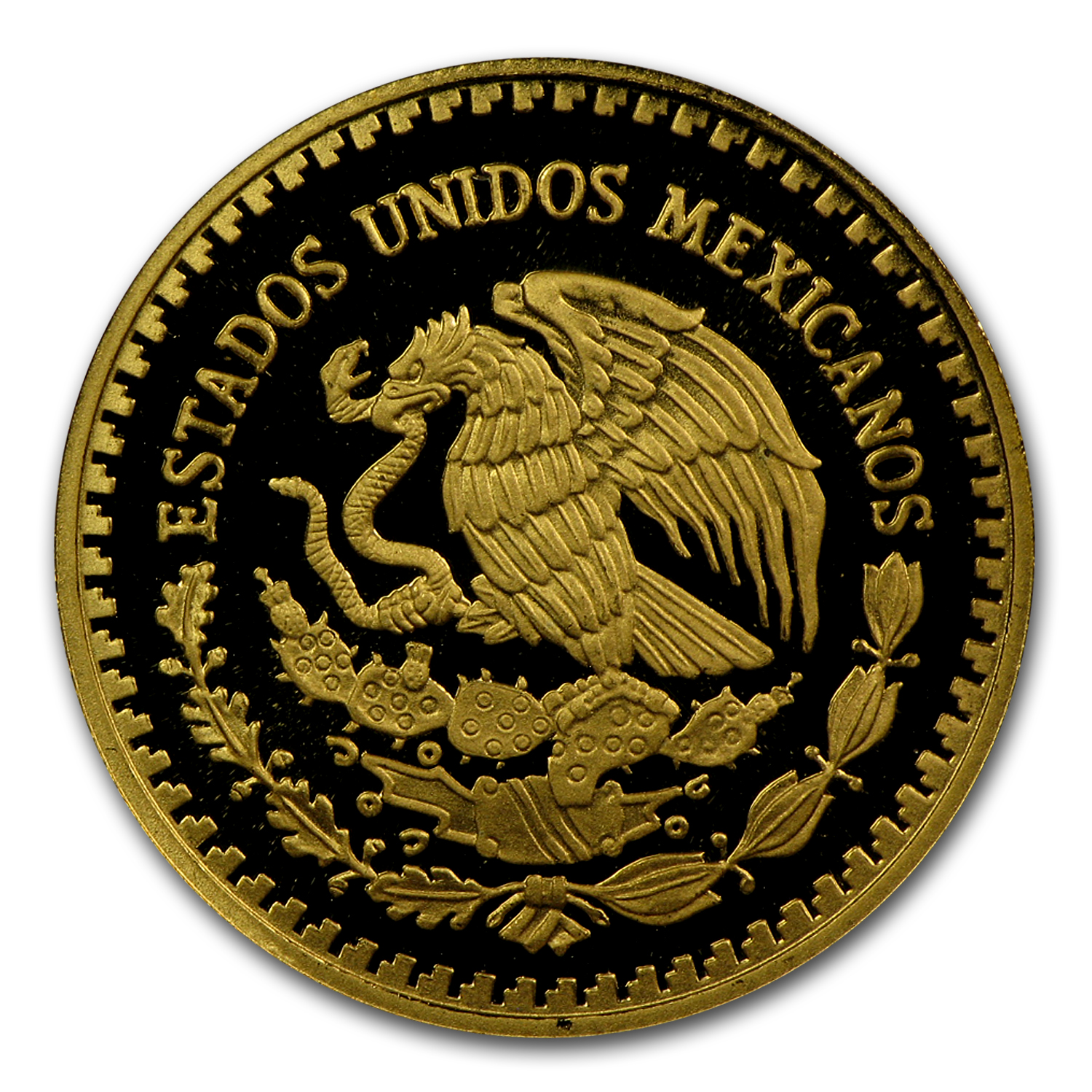 2007 Mexico 1/4 oz Proof Gold Libertad