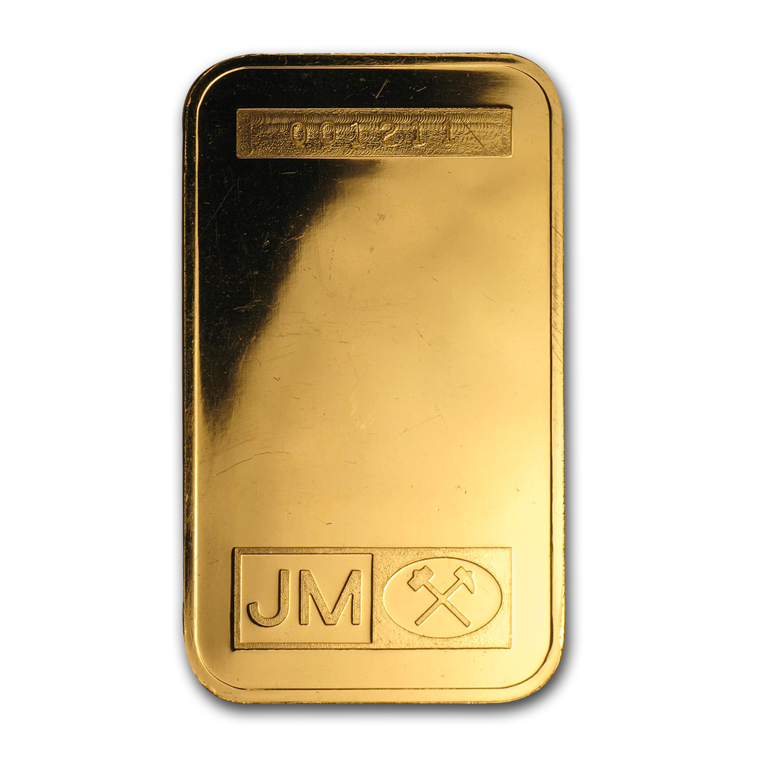 1 oz Gold Bar - Johnson Matthey (Scotiabank)