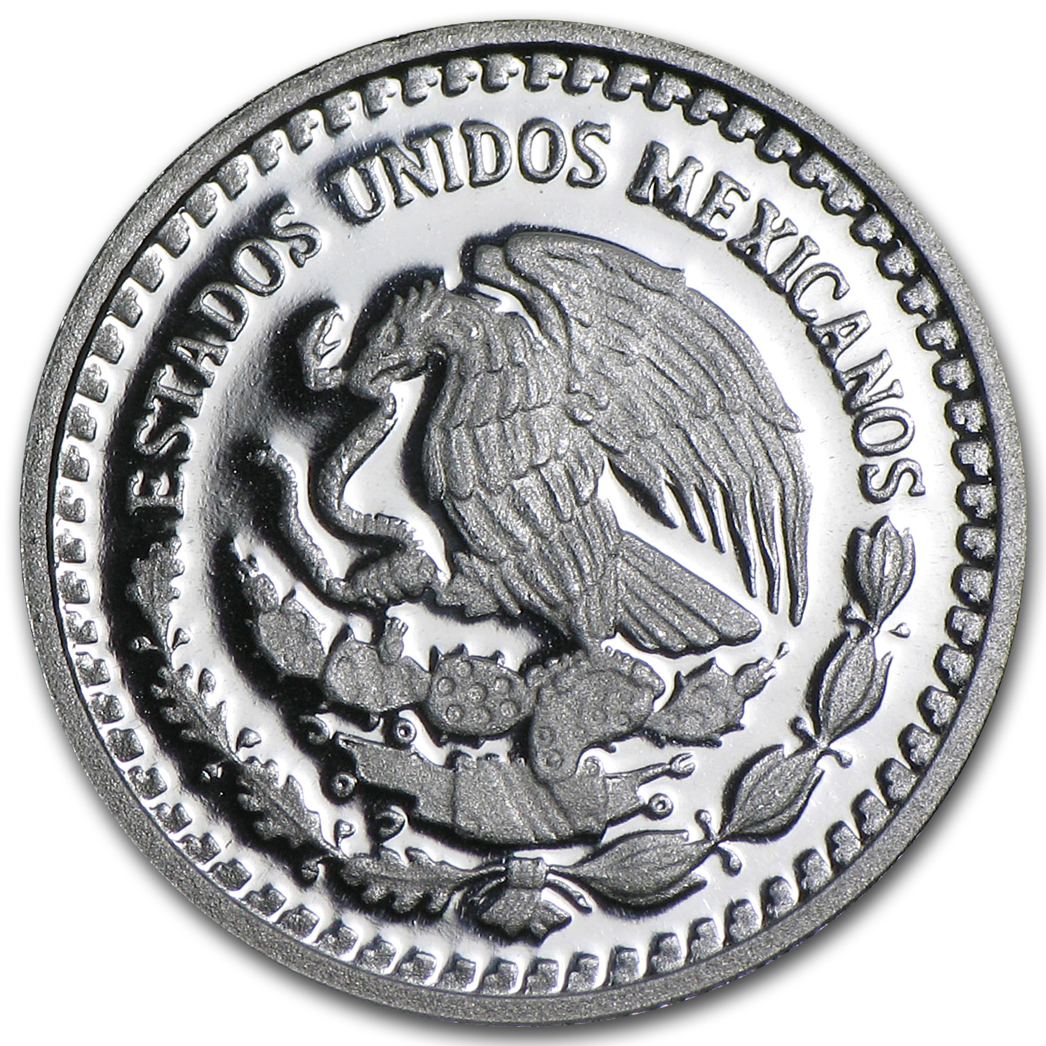 2011 1/20 oz Silver Mexican Libertad - Proof (In Capsule)