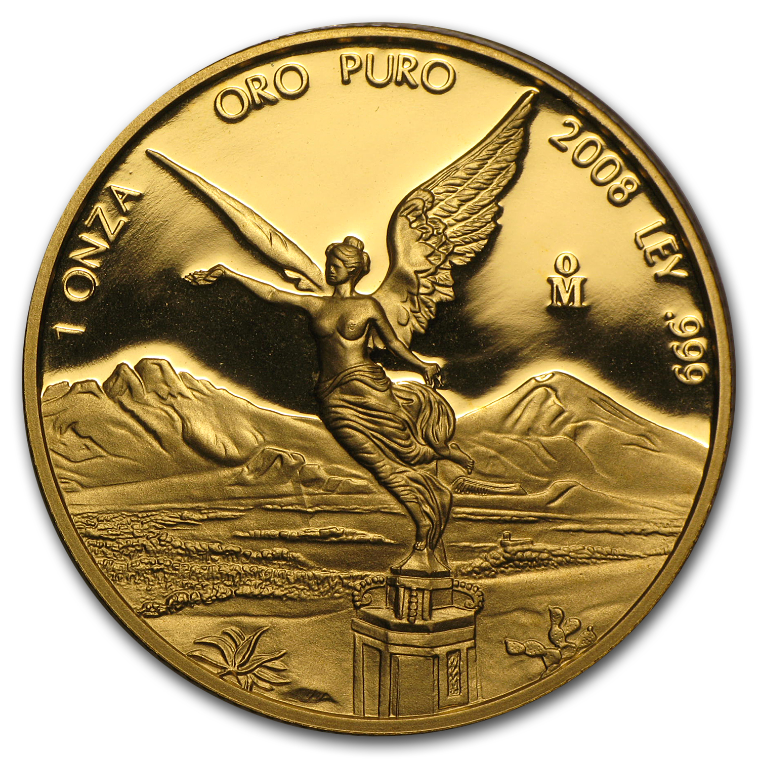 2008 Mexico 1 oz Proof Gold Libertad