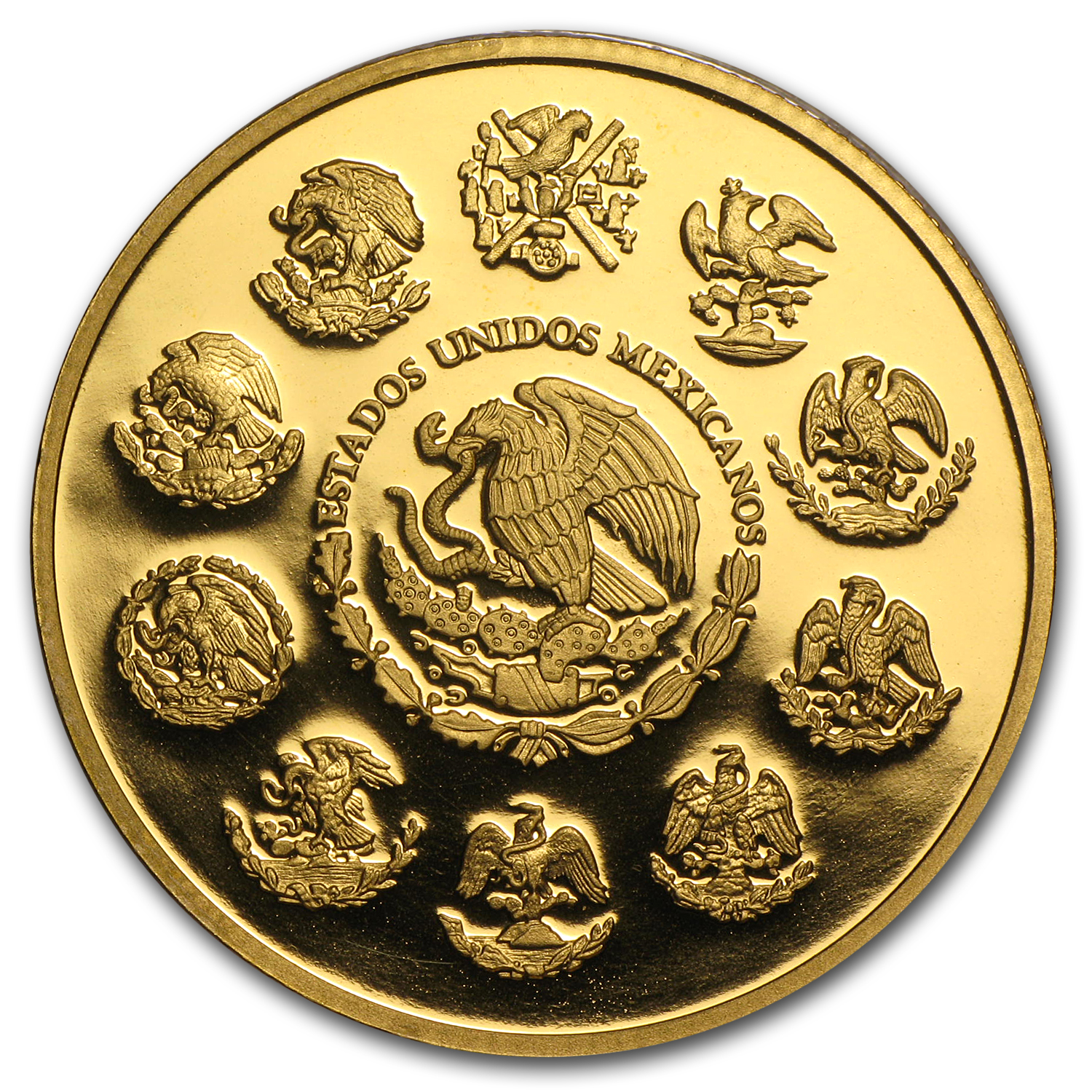 2008 1 oz Gold Mexican Libertad - Proof