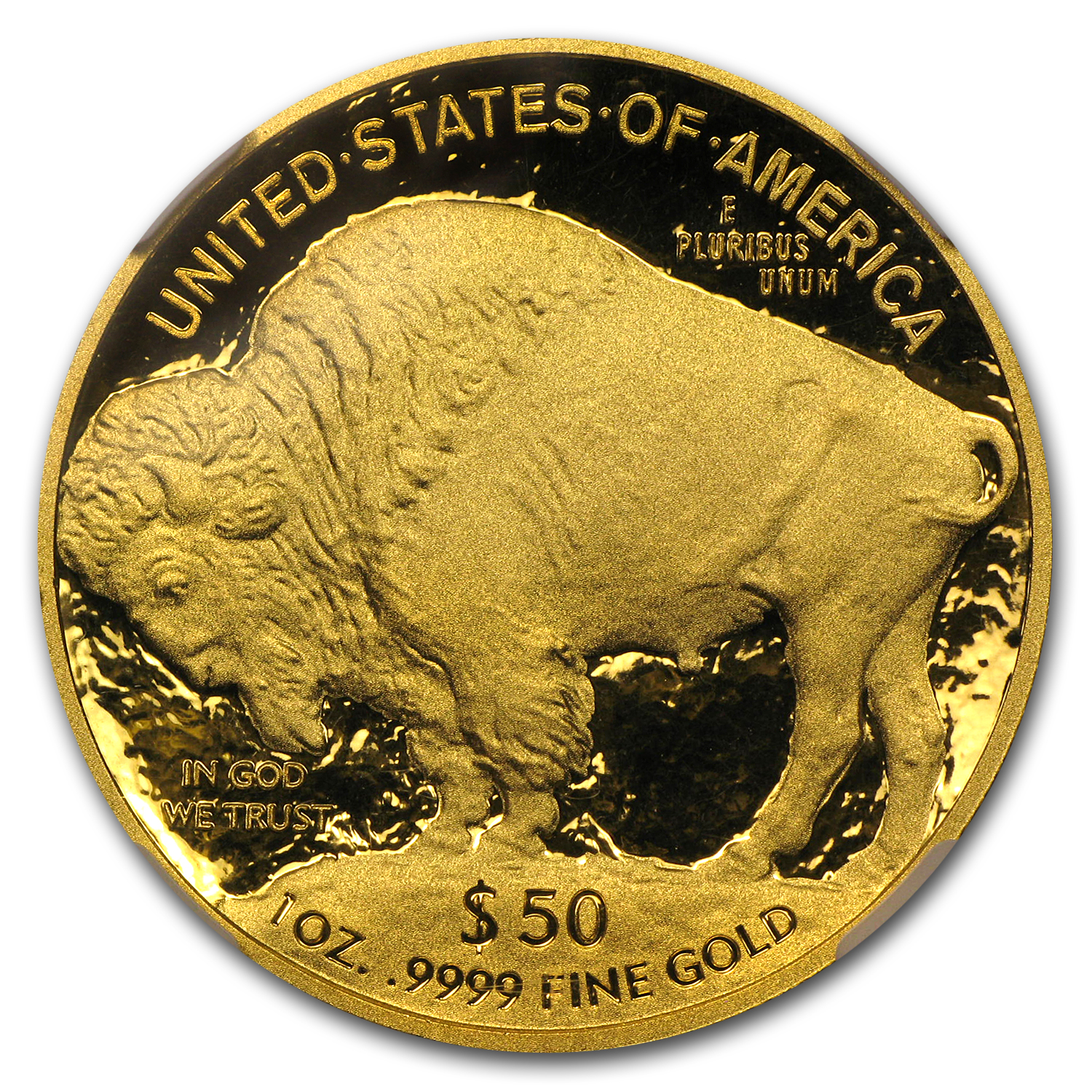 2011-W 1 oz Proof Gold Buffalo PF-70 NGC (Early Releases)