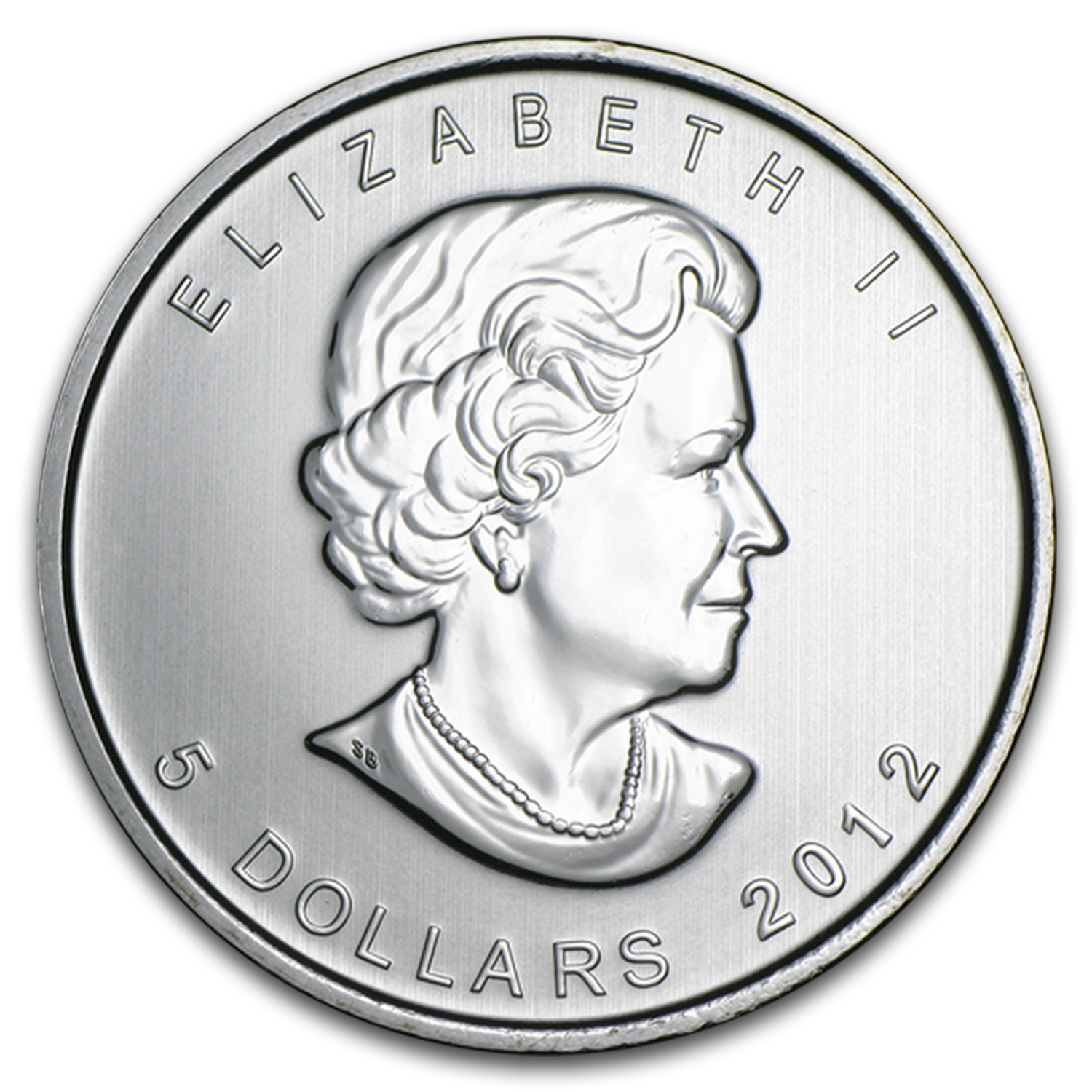 2012 Canada 1 oz Silver Cougar (25-Coin MintDirect® Tube)