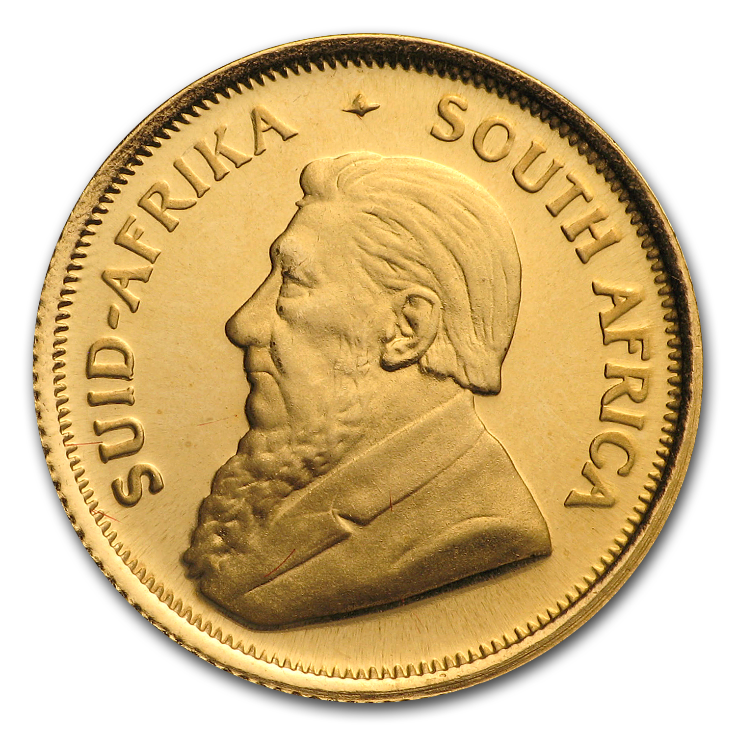 1982 1/10 oz Gold South African Krugerrand (Proof)