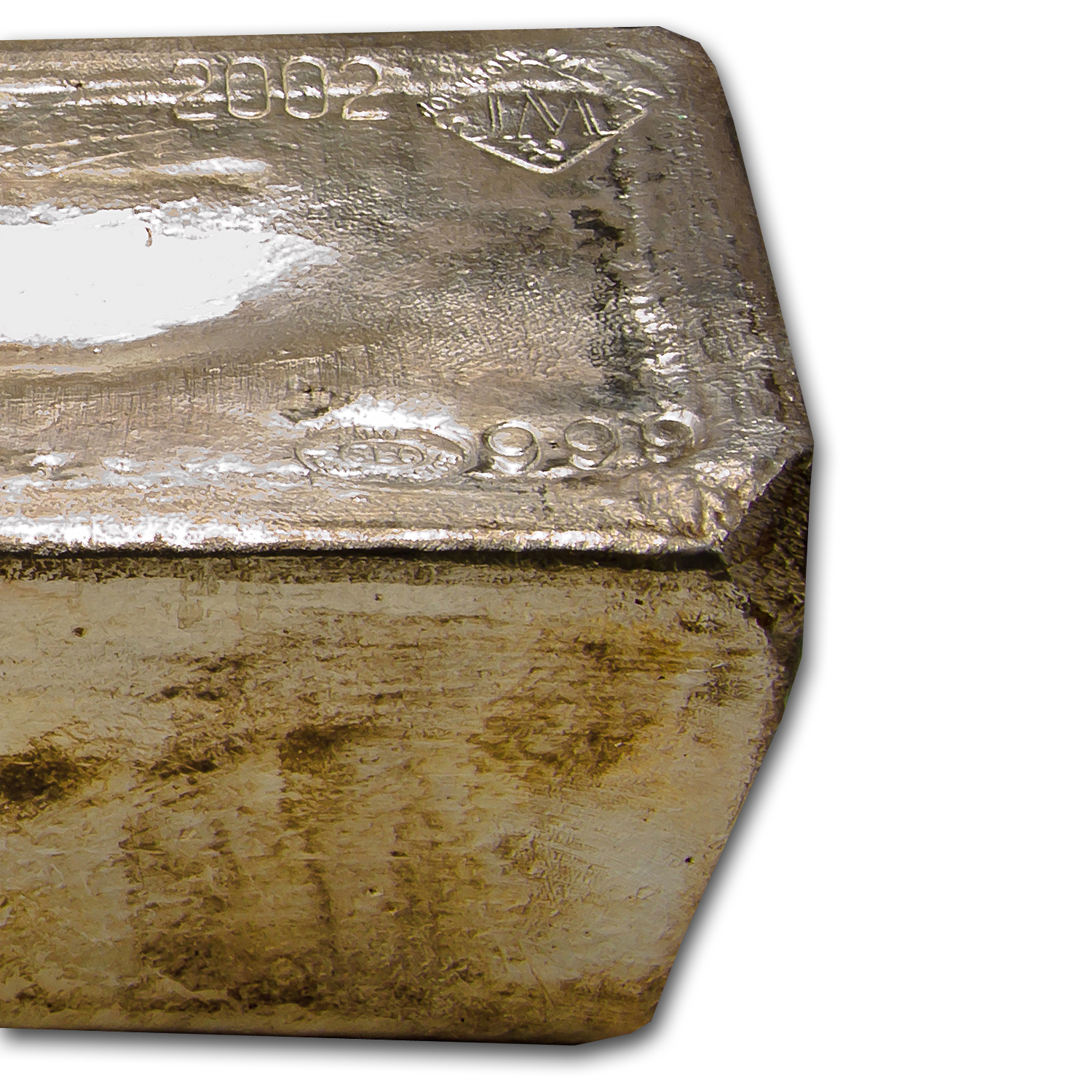 941.20 oz Silver Bar - Johnson Matthey (#2058602)