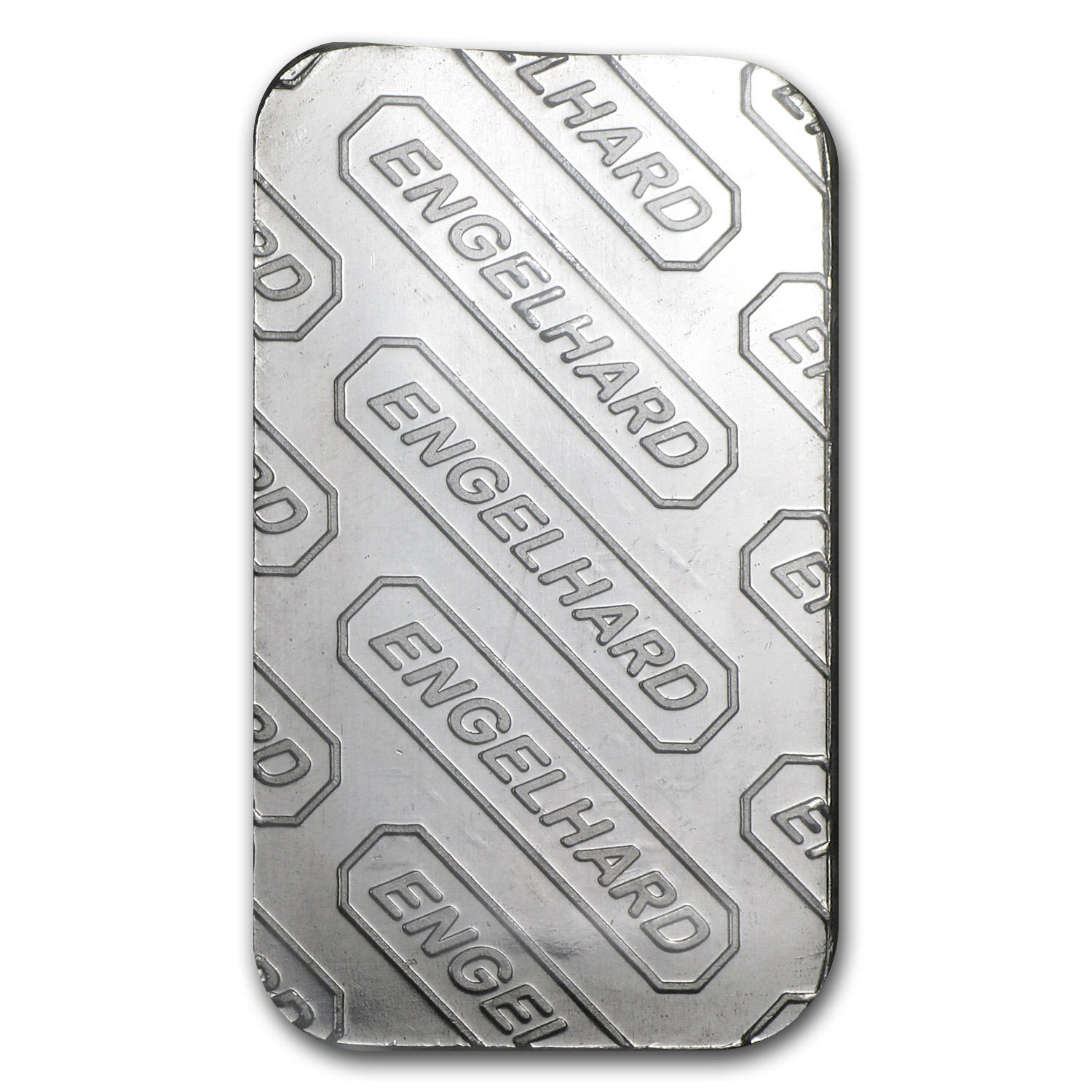 1 Oz Platinum Bar Engelhard In Assay Engelhard