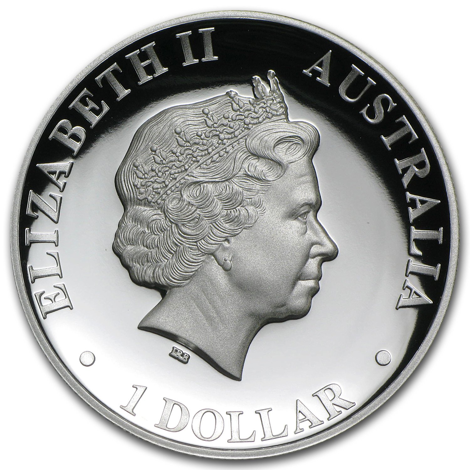 2011 1 oz Silver Australian Kangaroo Proof (High Relief)
