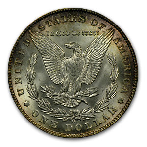 1899-O Morgan Dollar MS-60 (Paramount International Coin Co.)