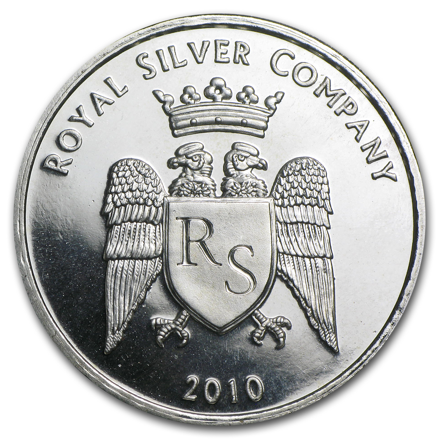 1 oz Silver Rounds - Royal Silver Company Andean Cats (.99999)