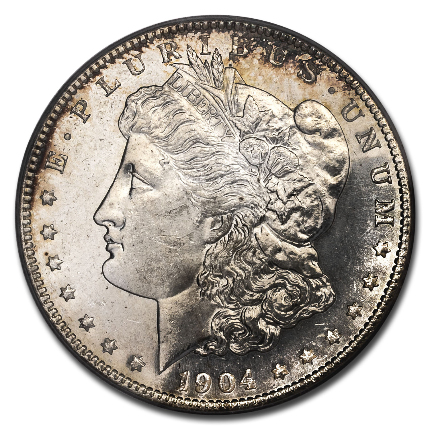 1904-O Morgan Dollar MS-63 PL Proof Like PCGS