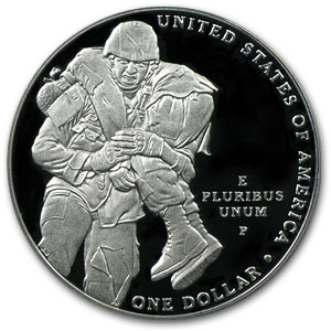 2011-P Medal of Honor $1 Silver Commem PR-70 PCGS
