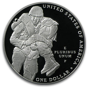 2011-P Medal of Honor $1 Silver Commem PR-69 PCGS