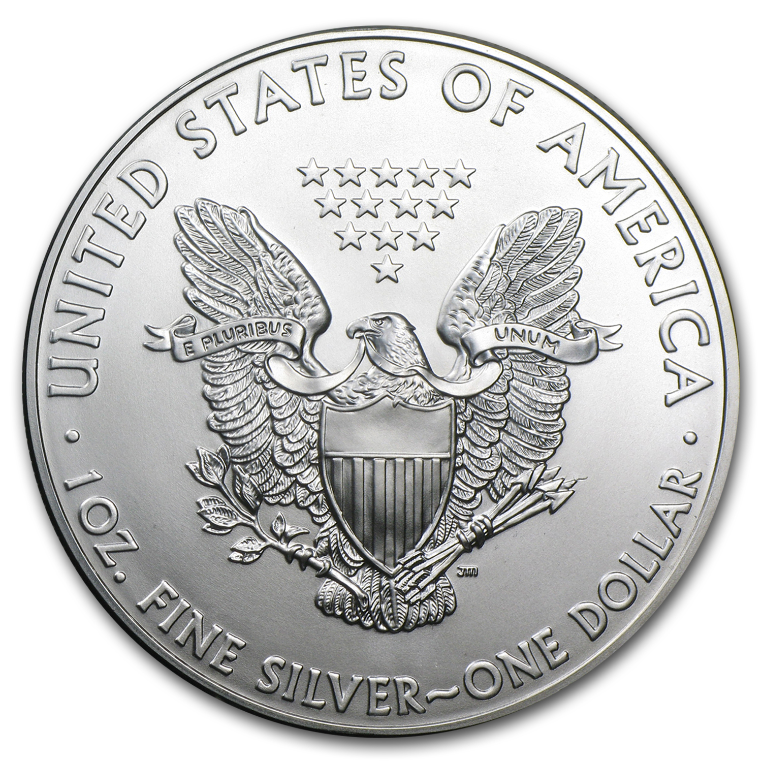 2012 1 oz Silver Eagle (SF Mint 20-Coin MintDirect® Premier Tube)