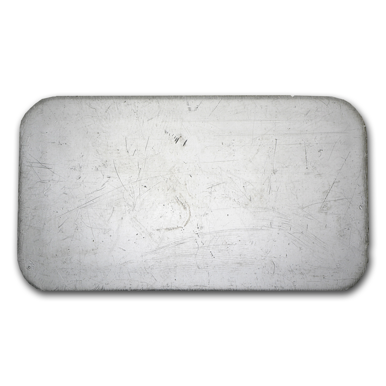 1 oz Silver Bar - Engelhard Industries (Wide/Canada/Smooth/5)