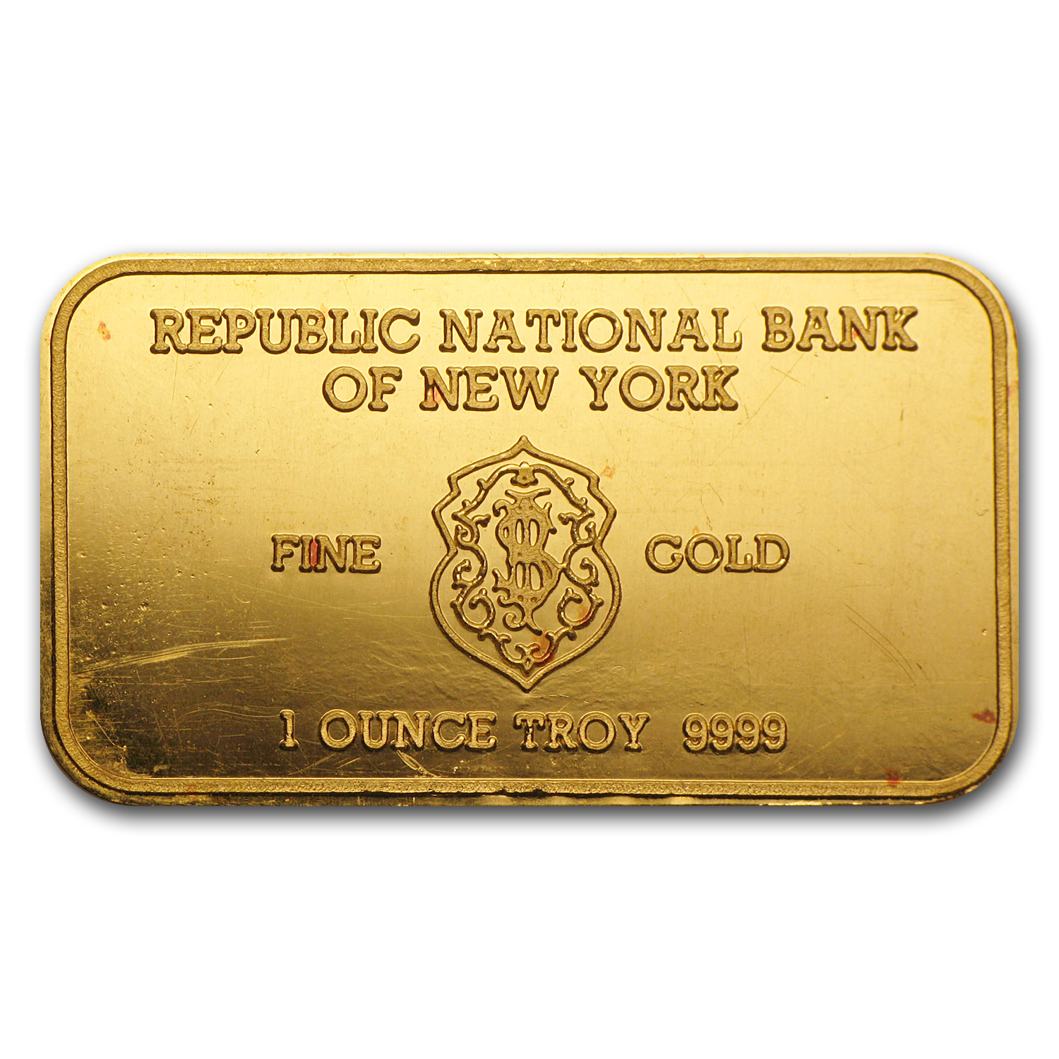 1 oz Gold Bar - Johnson Matthey (RNB, London)