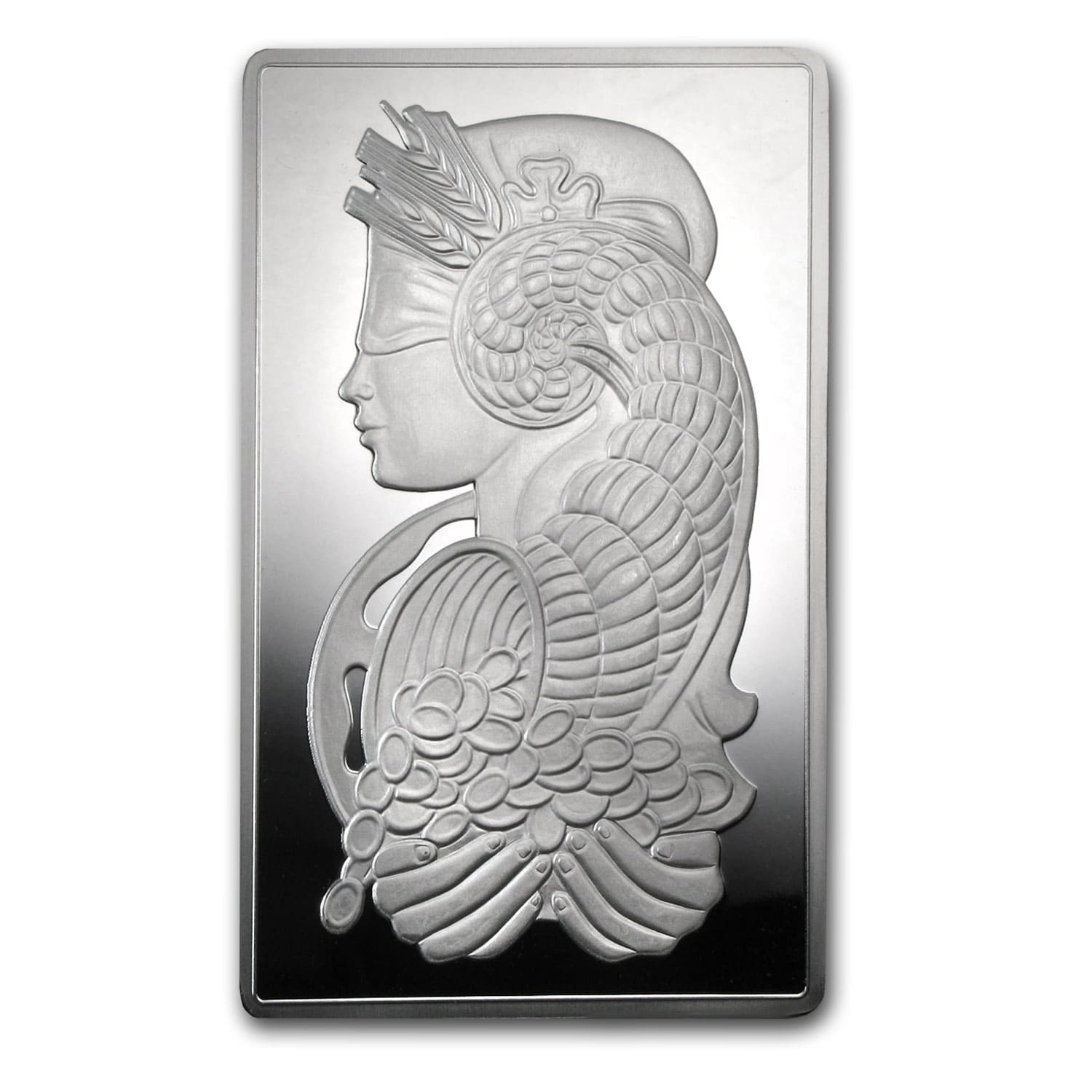10 oz Silver Bar - Pamp Suisse (Fortuna)