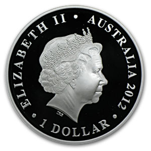 2012 Australia 1 oz Silver Battle of Kokoda Proof