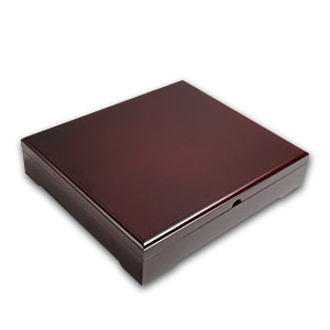 Hardwood Slab Gift Box - Twelve Slab