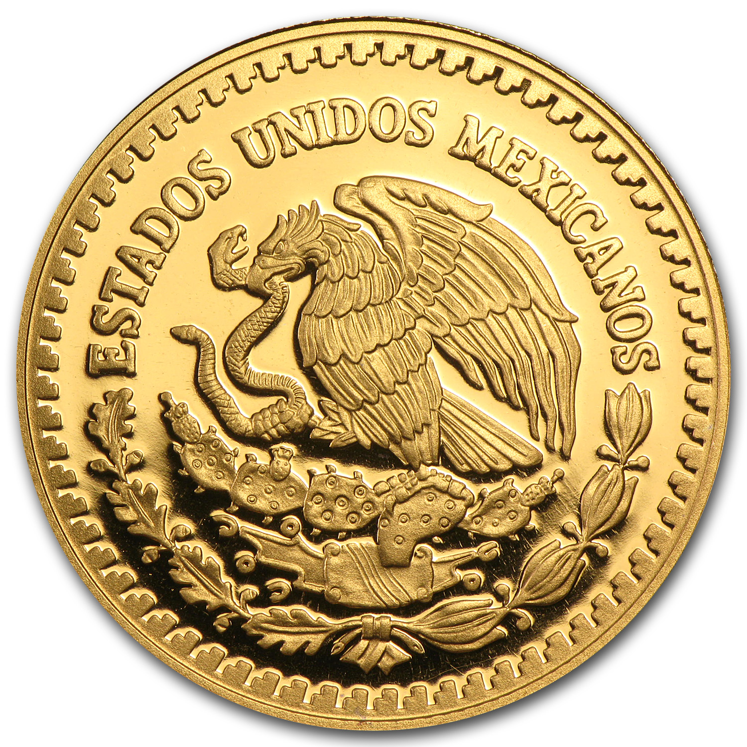 2008 Mexico 1/2 oz Proof Gold Libertad