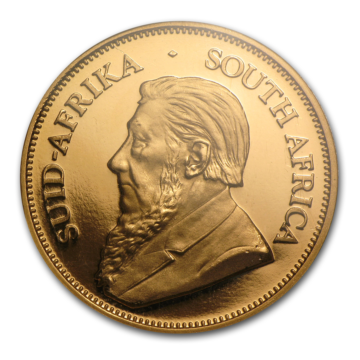 2001 South Africa 1 oz Gold Krugerrand PF-68 NGC (CW Privy)