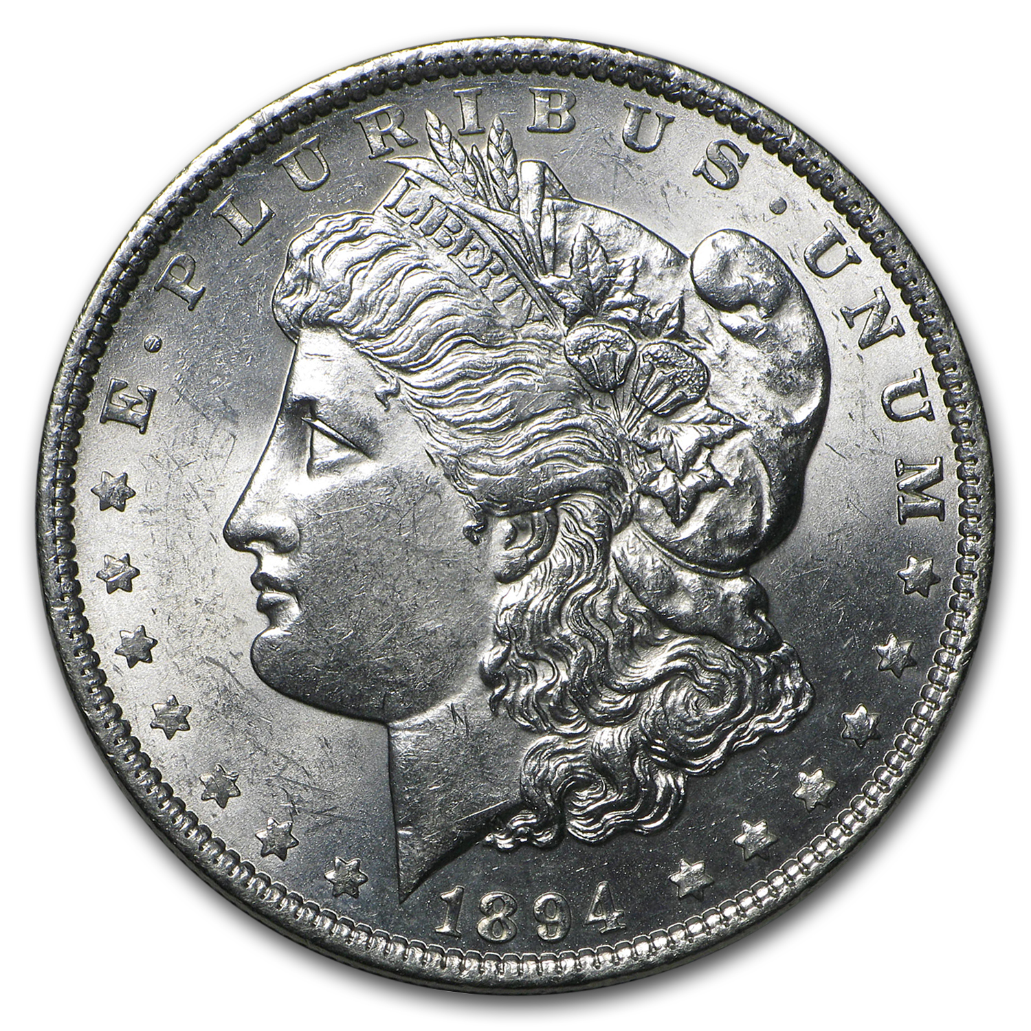 1894 Morgan Dollar BU