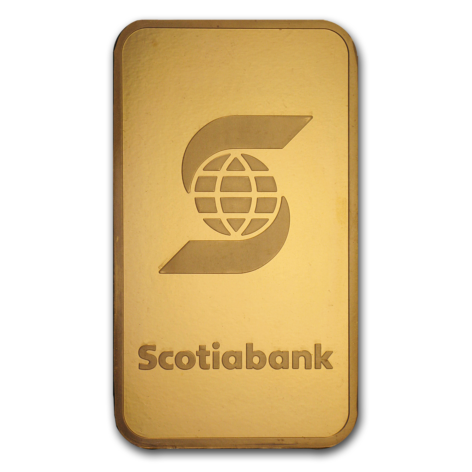 10 oz Gold Bars - Scotiabank