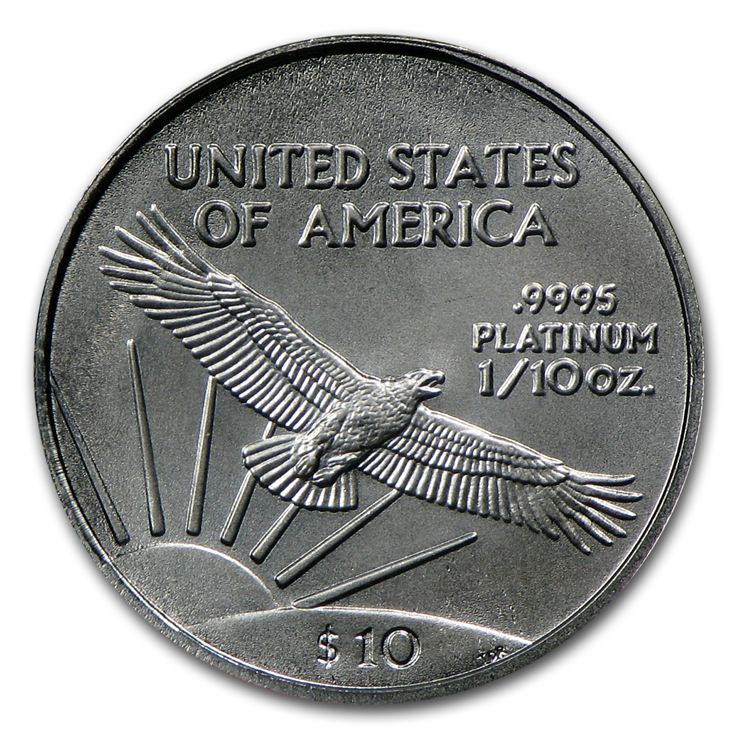 2006 1/10 oz Platinum American Eagle - Brilliant Uncirculated