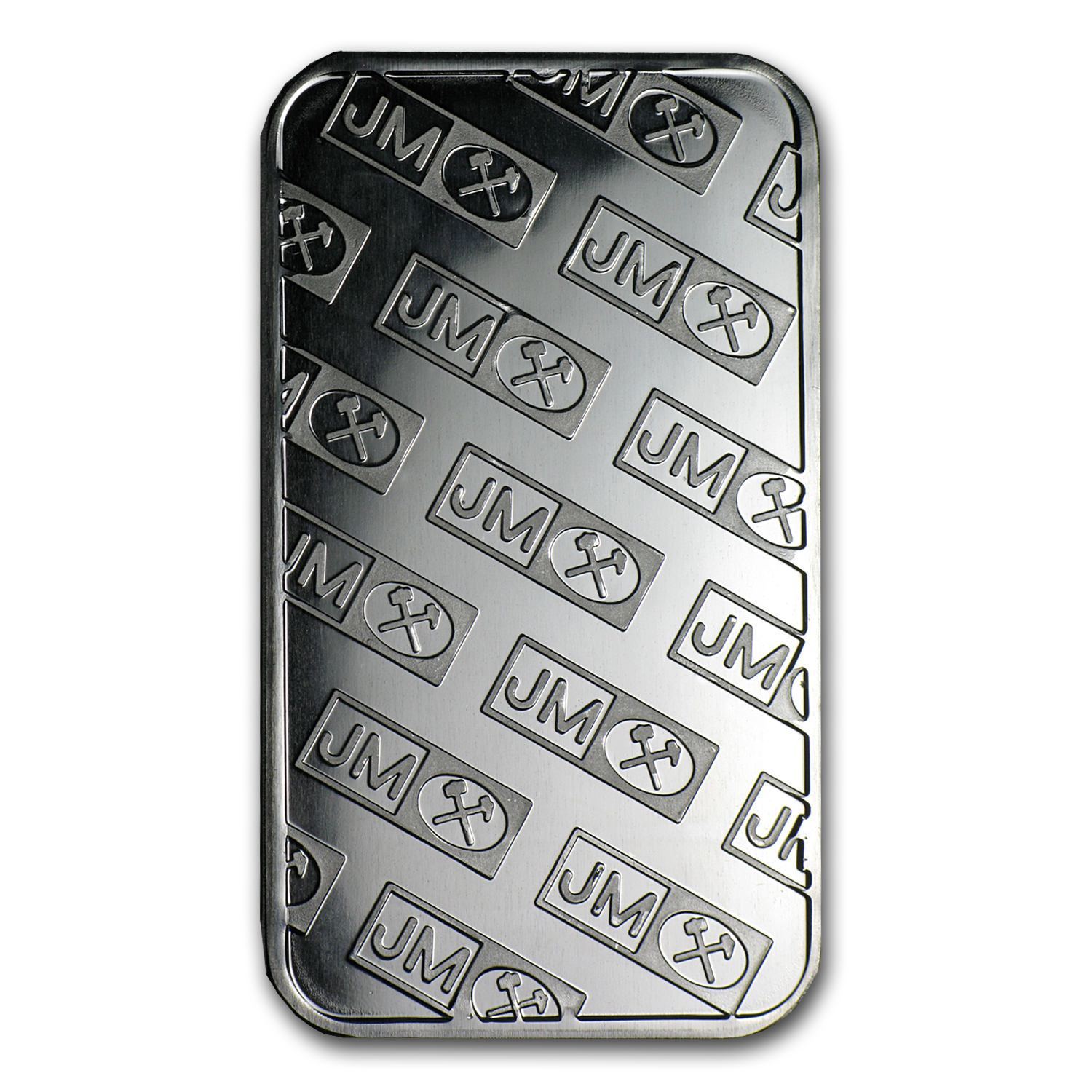 1 oz Platinum Bar - Johnson Matthey
