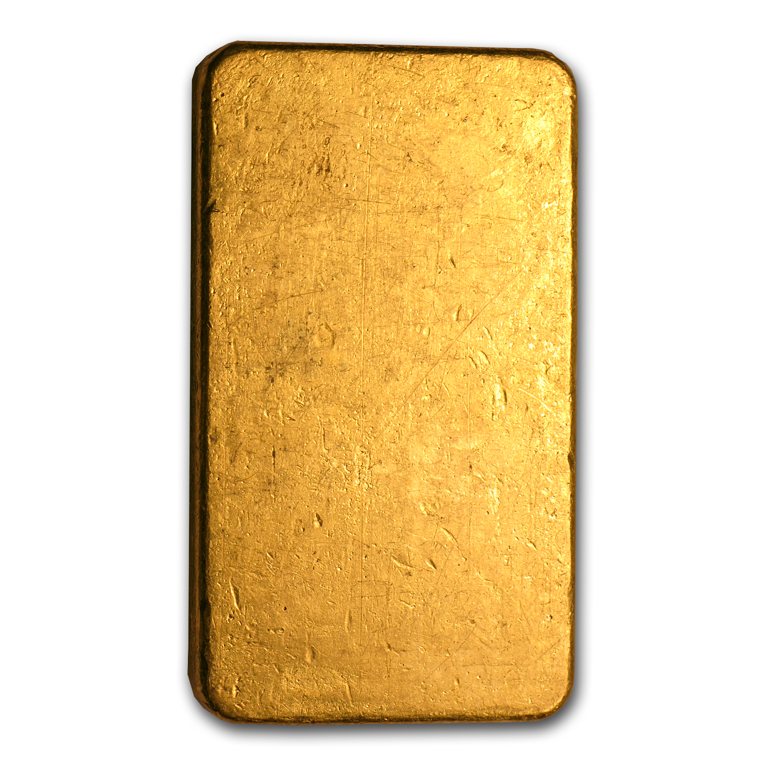 10 oz Gold Bars - Swiss Bank Corporation
