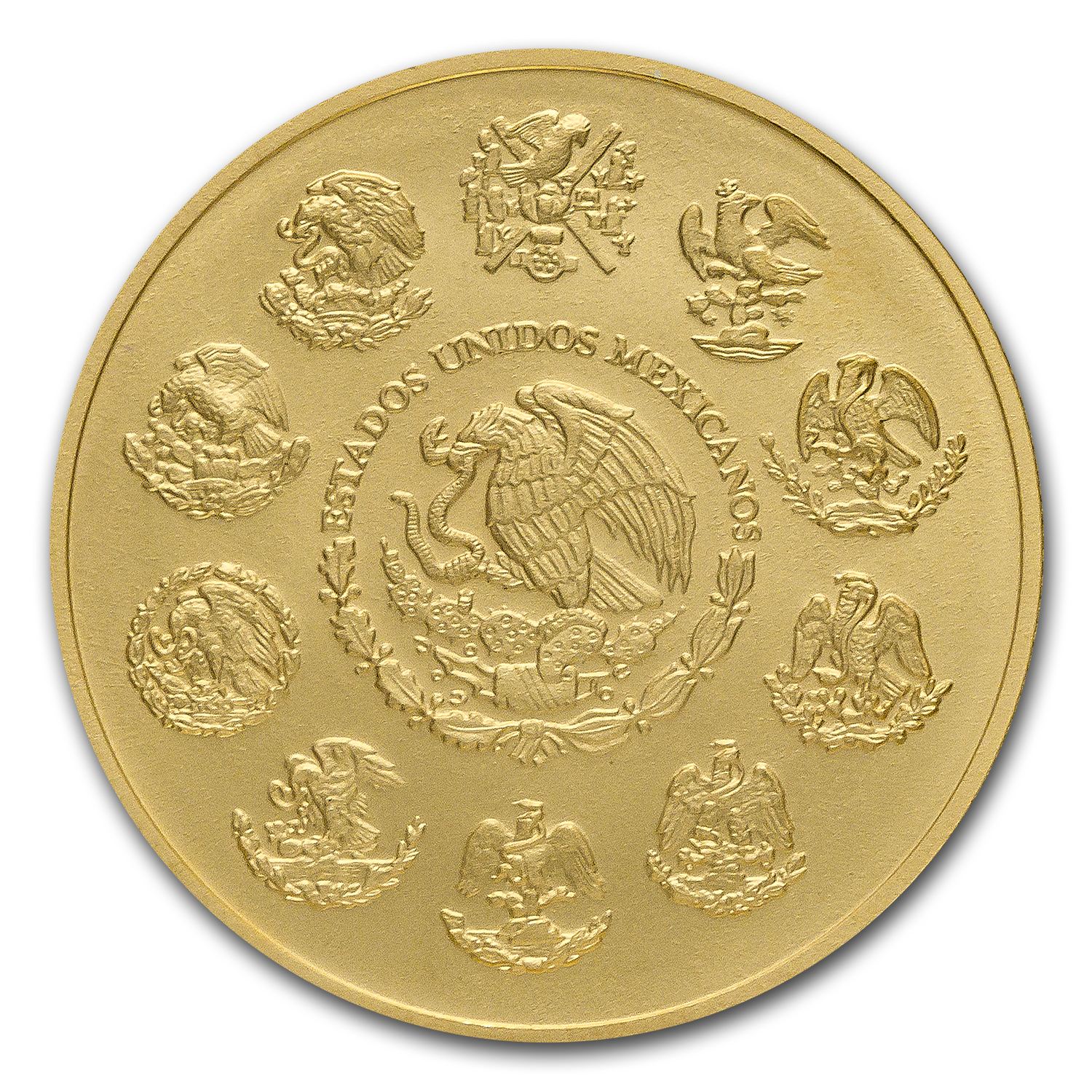 2012 Mexico 1 oz Gold Libertad BU