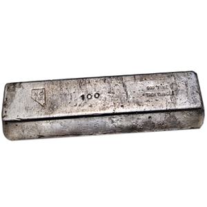 100 oz Silver Bars - Nevada Coin Mart