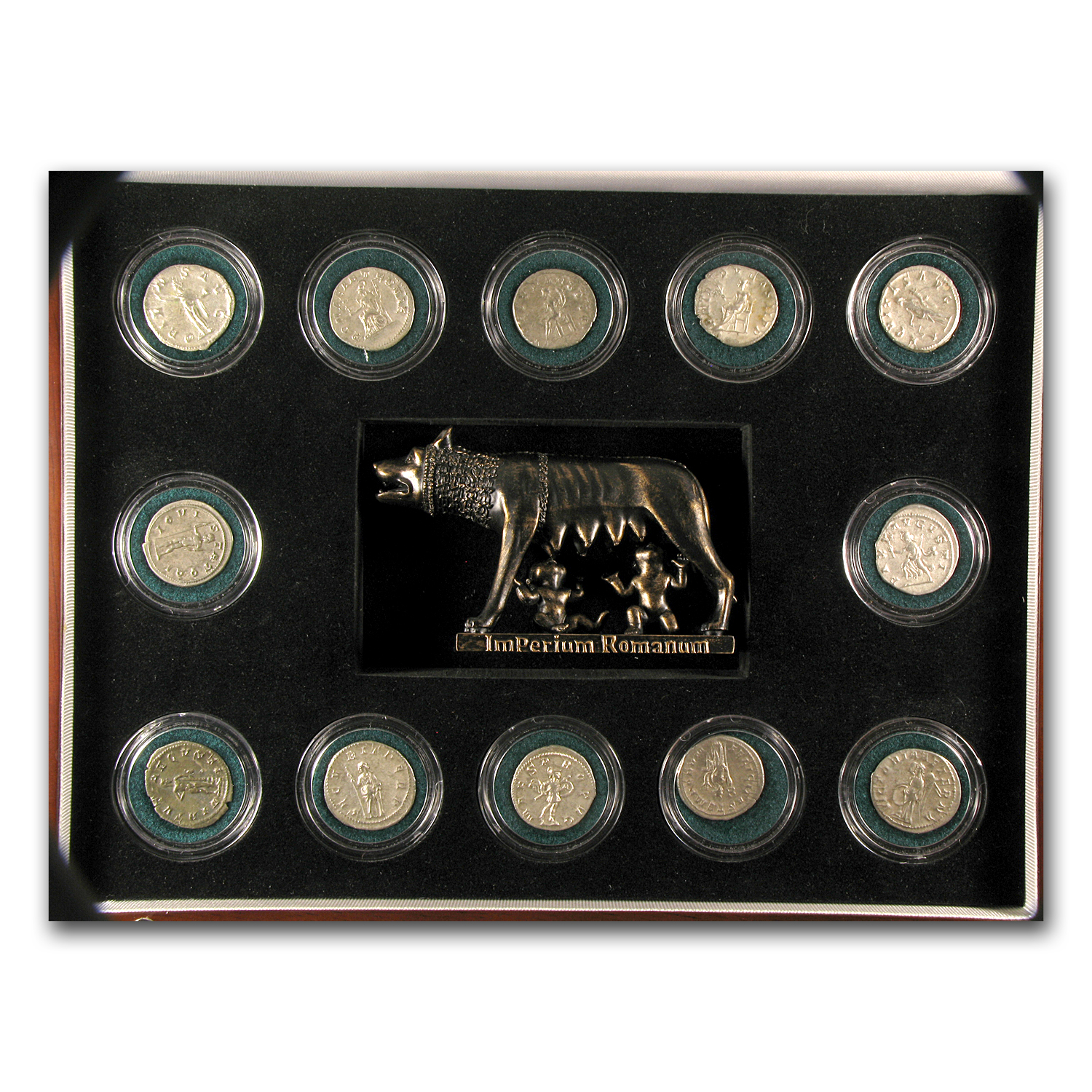 Roman Empire 12-Coin 12 Gods of Rome Set