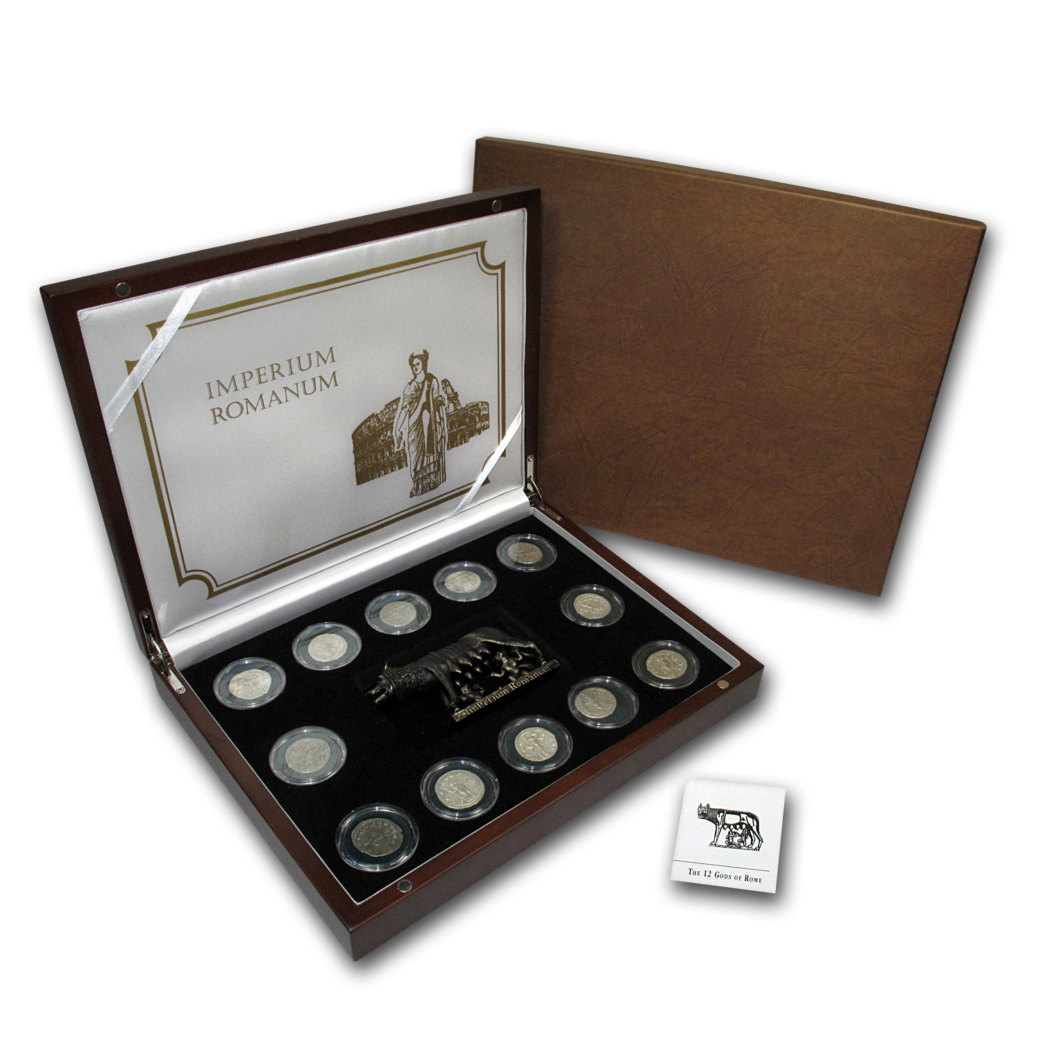 Roman Empire 12 Gods of Rome Collection - 12 Coin Set