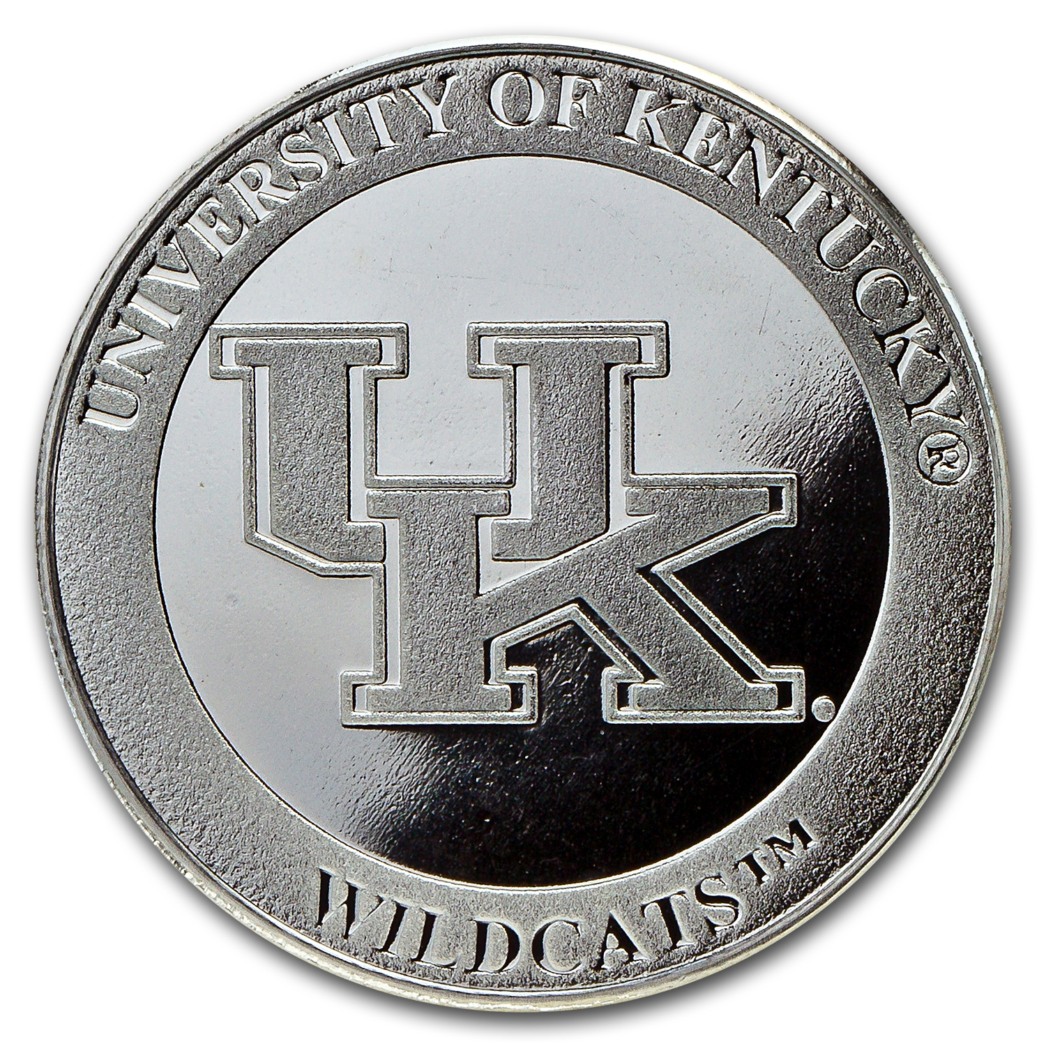 1 oz University of Kentucky Silver Round