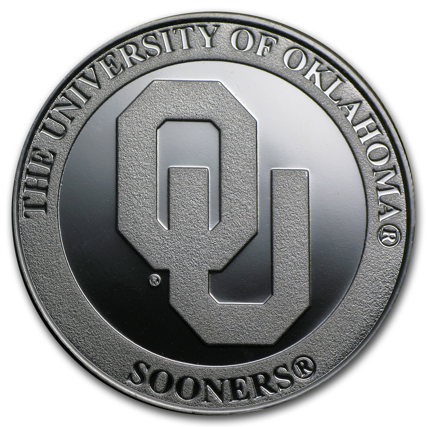 1 oz University of Oklahoma Silver Round