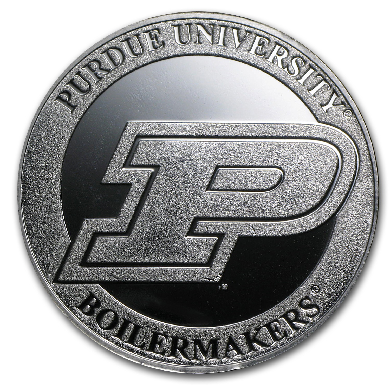 1 oz Purdue University Silver Round