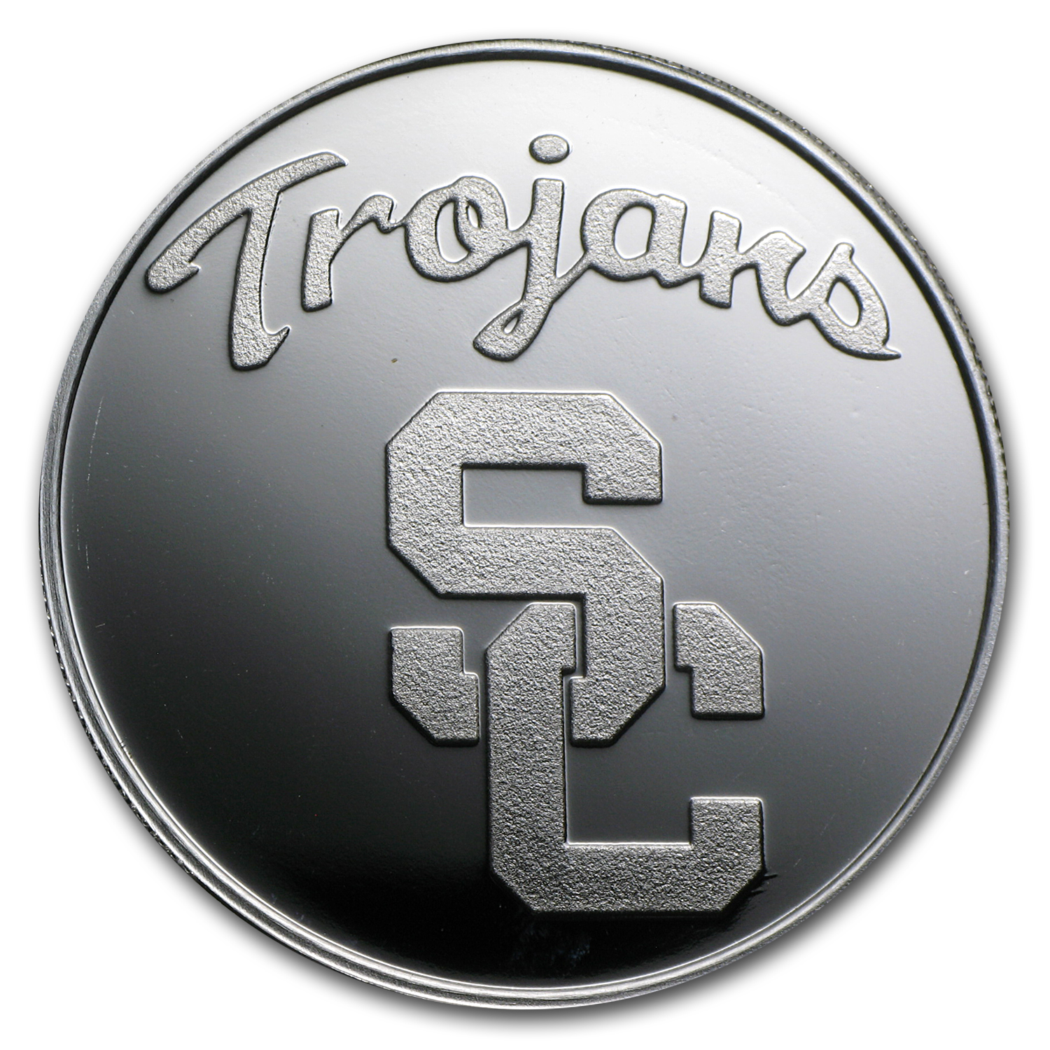 1 oz Silver Round - University of Southern California