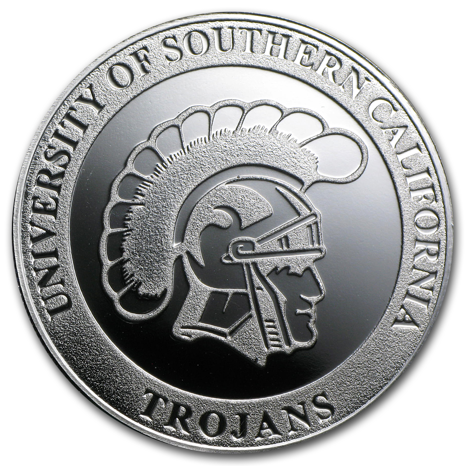 1 oz University of Southern California Silver Round