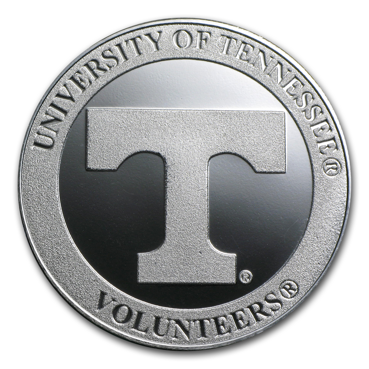 1 oz Silver Round - University of Tennessee