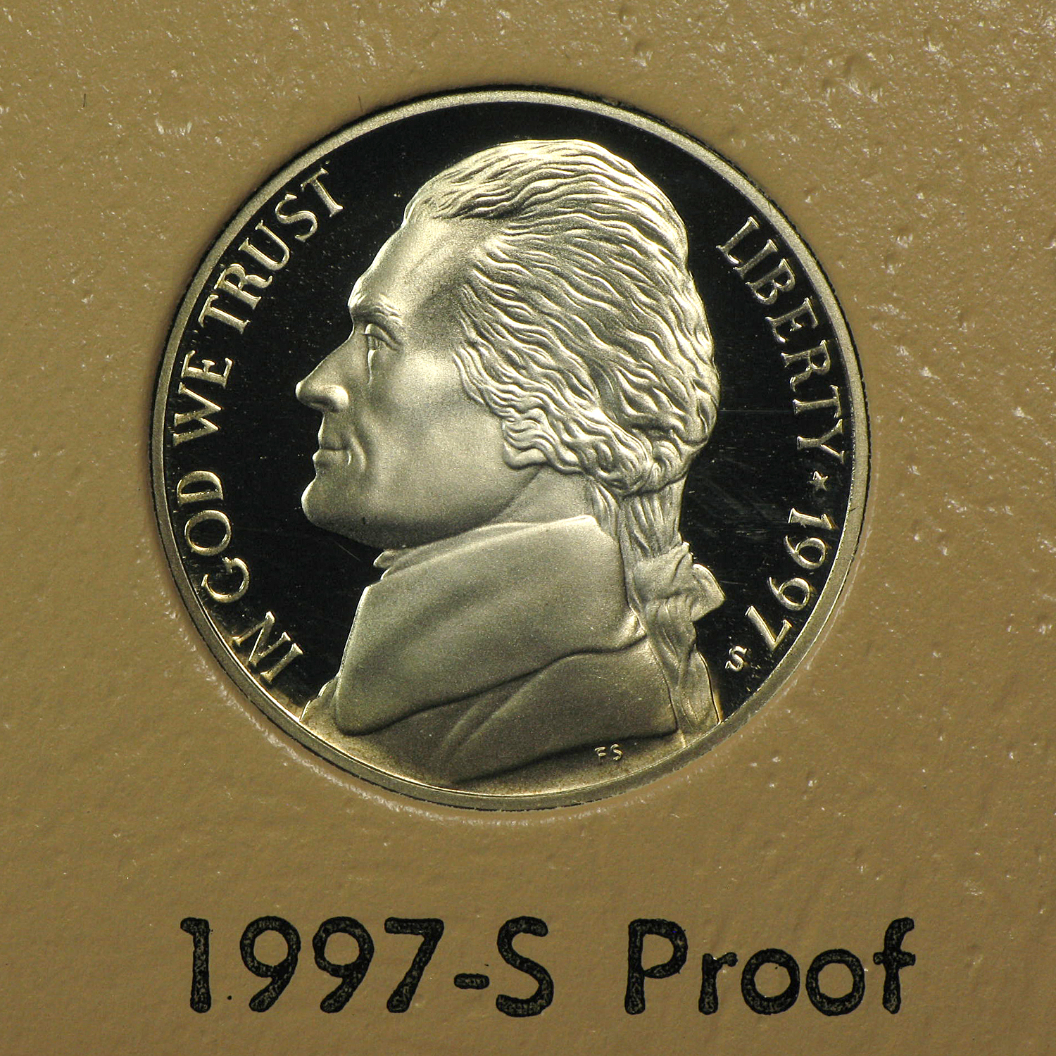 1938-2015 222-Coin Jefferson Nickel Set BU/Proof (Dansco Album)