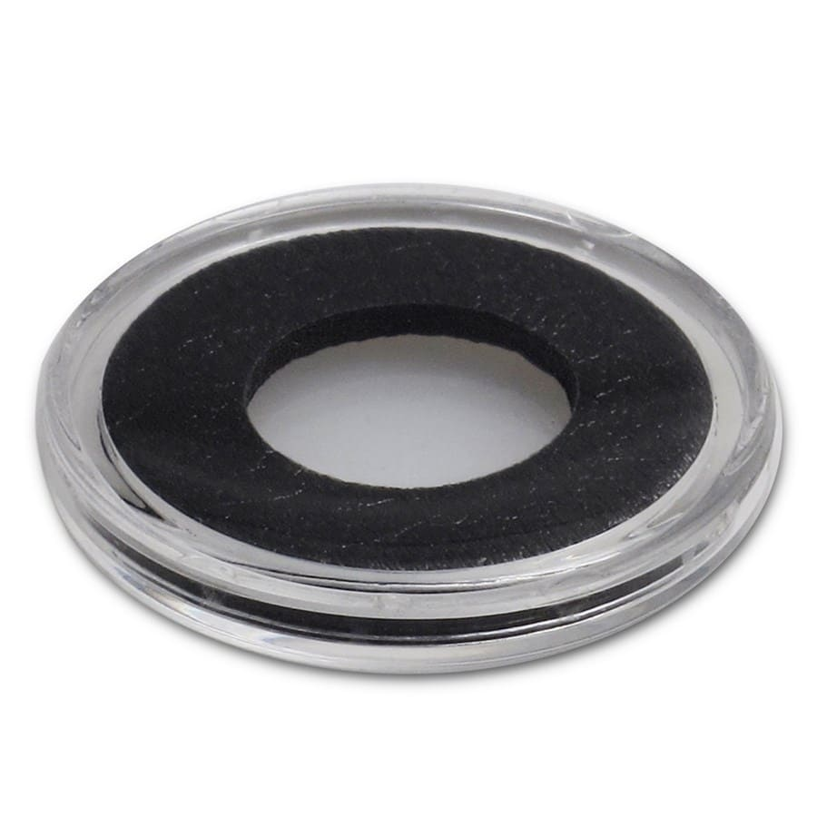 Air-Tite Holder w/ Black Gasket - 15 mm (10 Count)