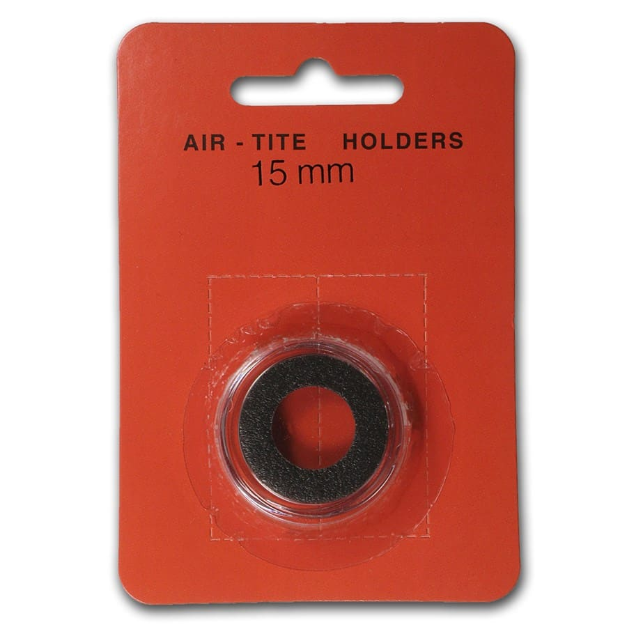 Air-Tite Holder w/ Black Gasket - 15 mm