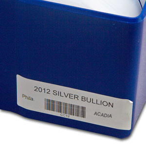 2012 5 oz Silver ATB Acadia, ME (Sealed Monster Box)