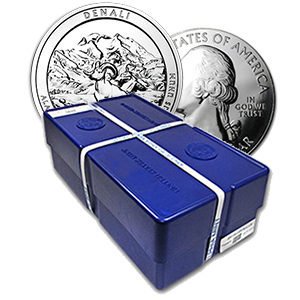 2012 5 oz Silver ATB Denali Forest, AK (Sealed Monster Box)