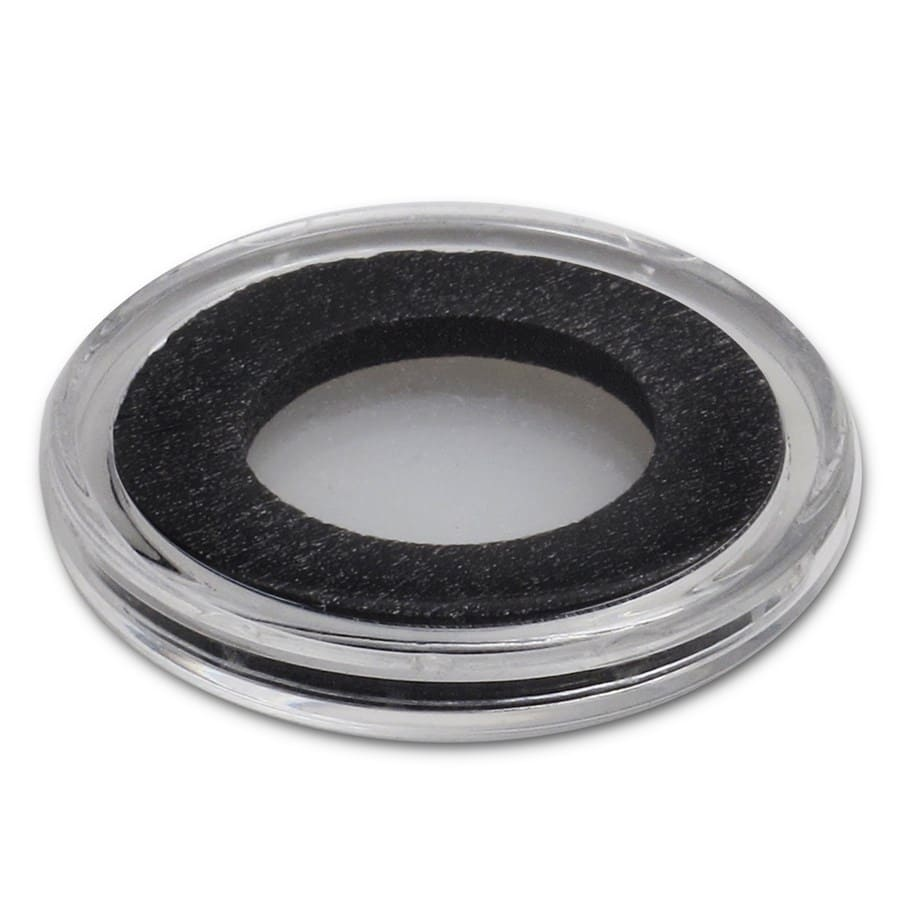 Air-Tite Holder w/ Black Gasket - 17 mm (10 Count)