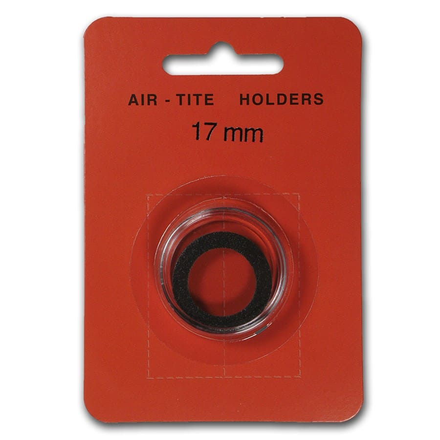 Air-Tite Holder w/ Black Gasket - 17 mm