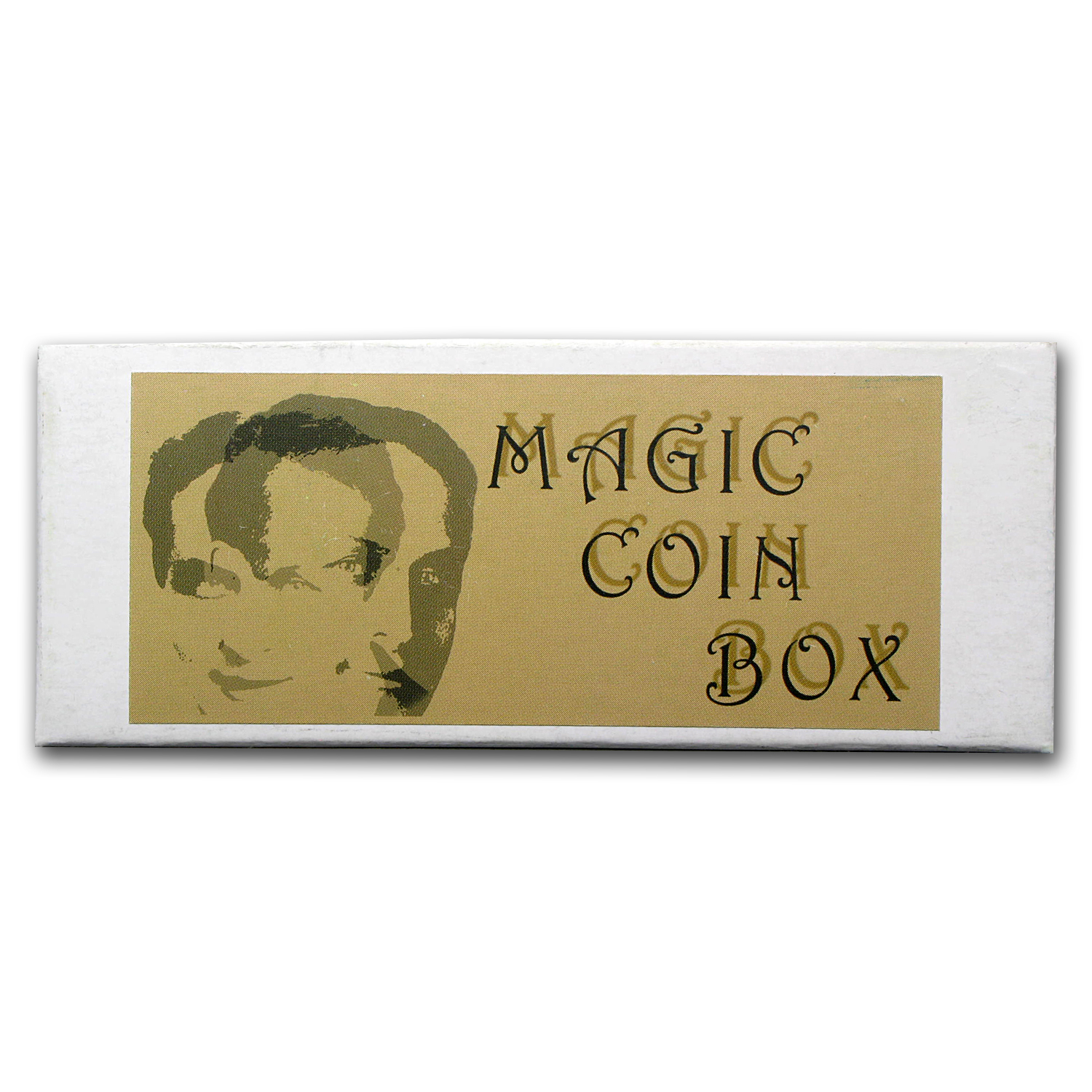 Palau 2011 Silver $2 Harry Houdini Coin with a Magic Coin Box