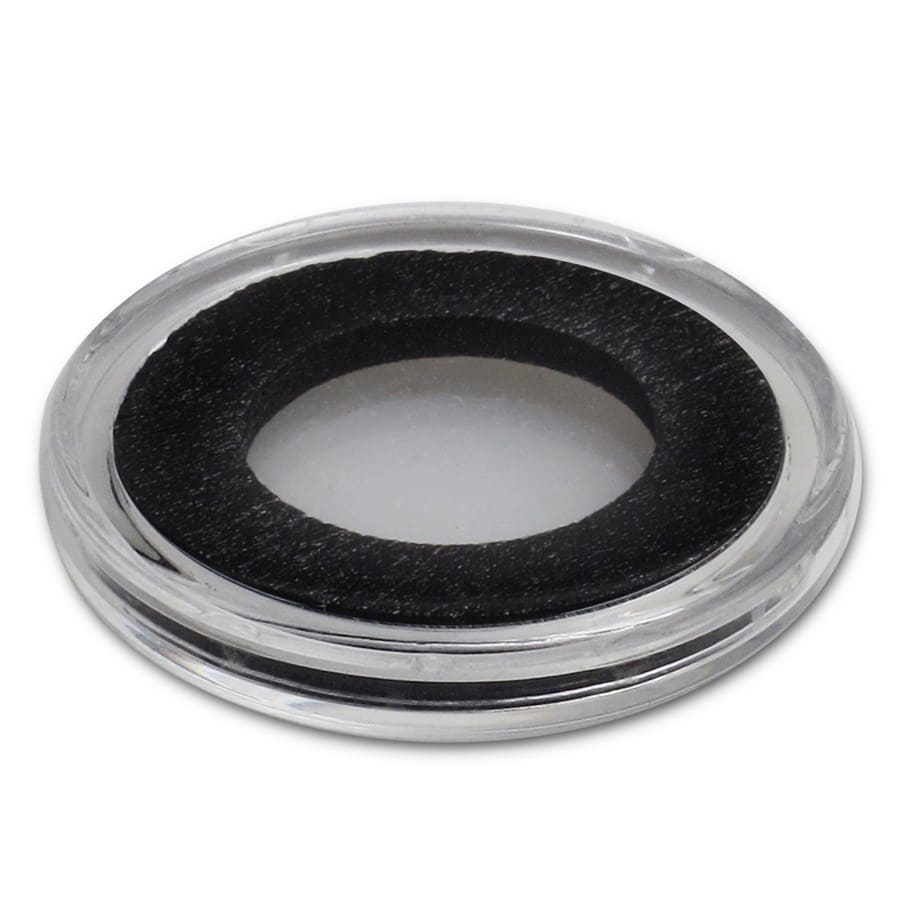 Air-Tite Holder w/ Black Gasket - 18 mm (10 Count)
