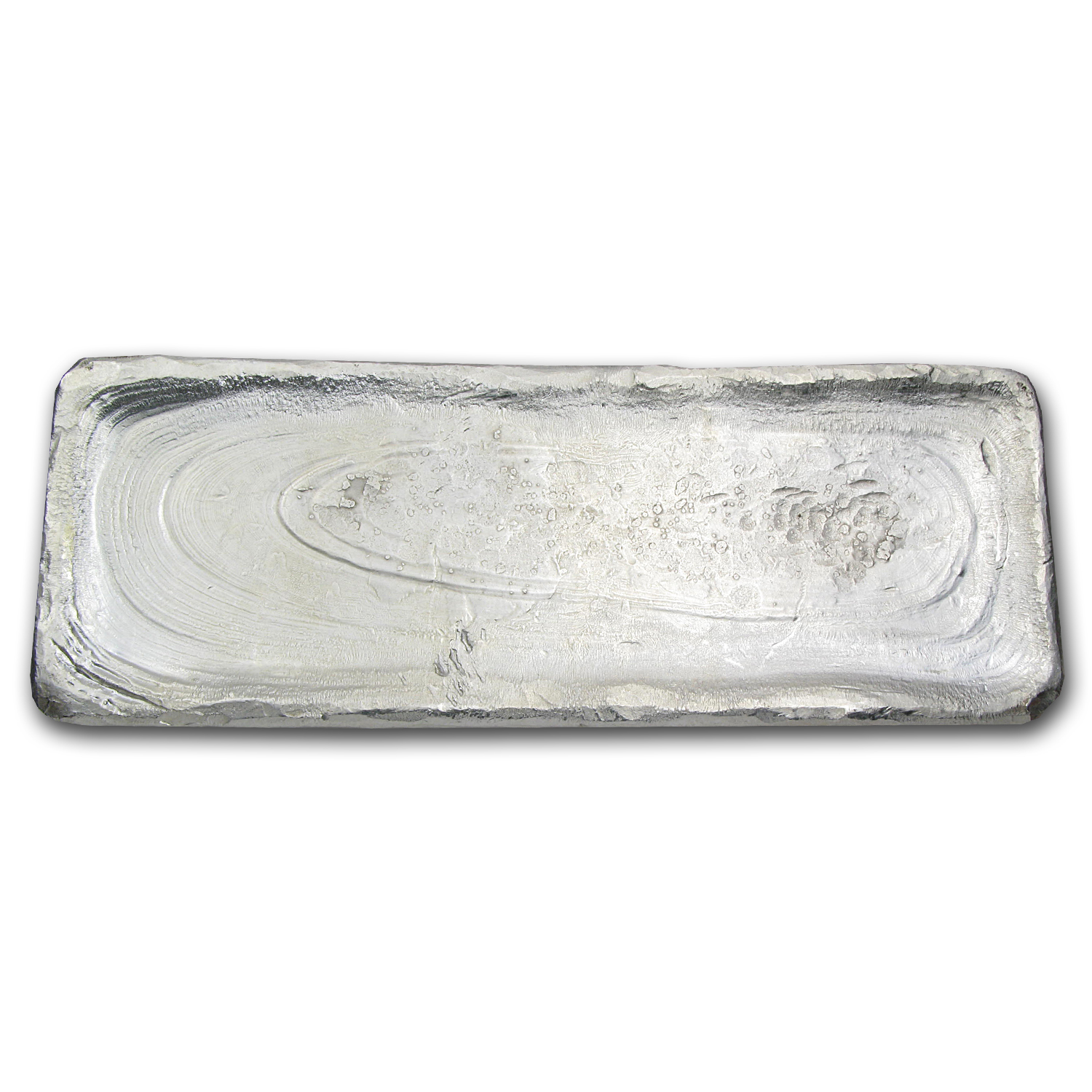 100 oz Silver Bar - Golden Analytical